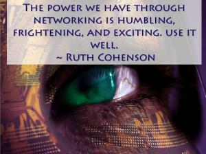 ruth cohenson quote