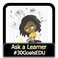 Ask a Learner Badge