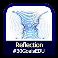 Reflection badge
