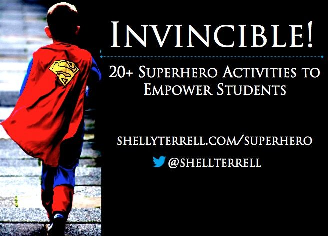 Superhero Activities to Empower Students