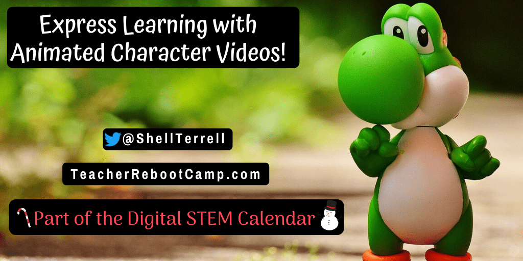 Express Learning with Animated Character Videos! – Teacher Reboot Camp
